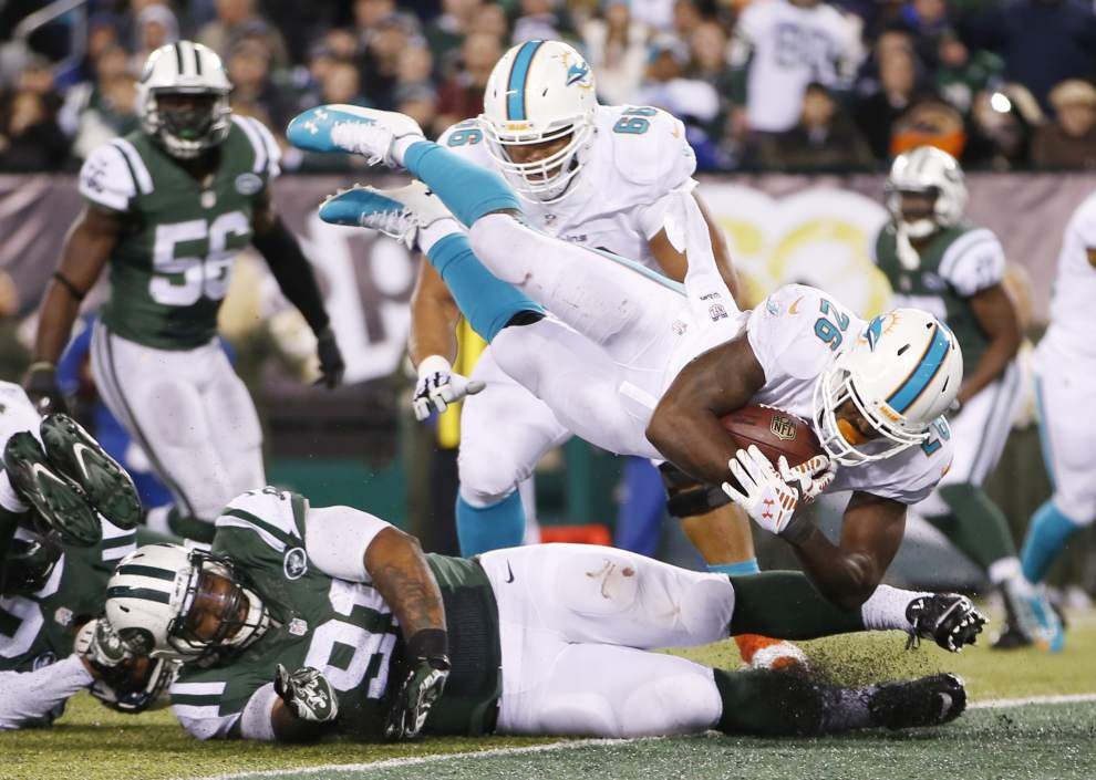 Dolphins stay in the playoff hunt with a 16-13 win over the Jets _lowres
