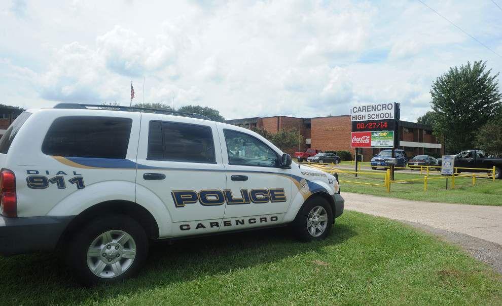 Lafayette schools taken off lockdown _lowres