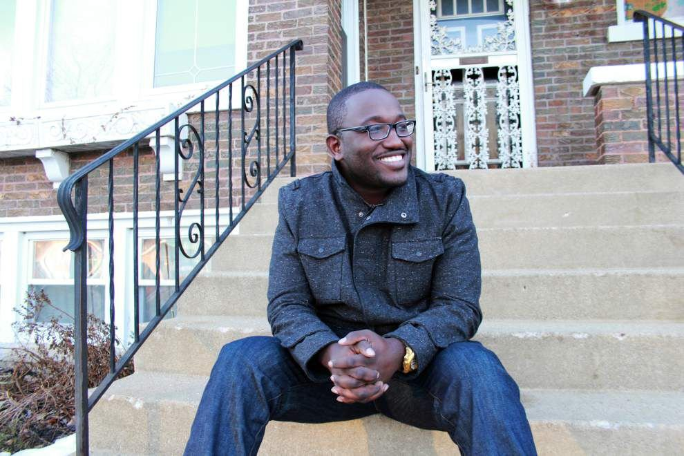 Edgy comedian Hannibal Buress tries out material in N.O. _lowres
