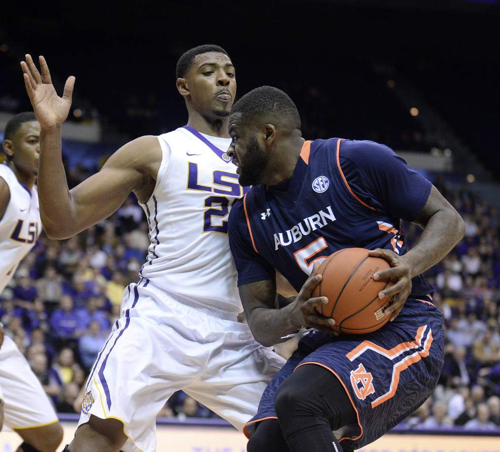 LSU's Jordan Mickey, Jarell Martin projected as second-round picks in the NBA draft _lowres