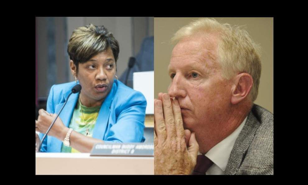 Councilwoman Marcelle wants CATS chief executive officer to resign _lowres