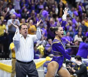 Gymnastics notebook: LSU earns No. 1 SEC Championships seed with late-season surge