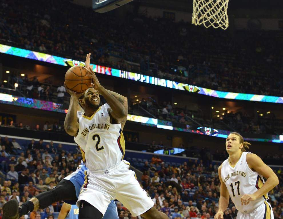Pelicans opt not to make qualifying offer to Darius Miller _lowres