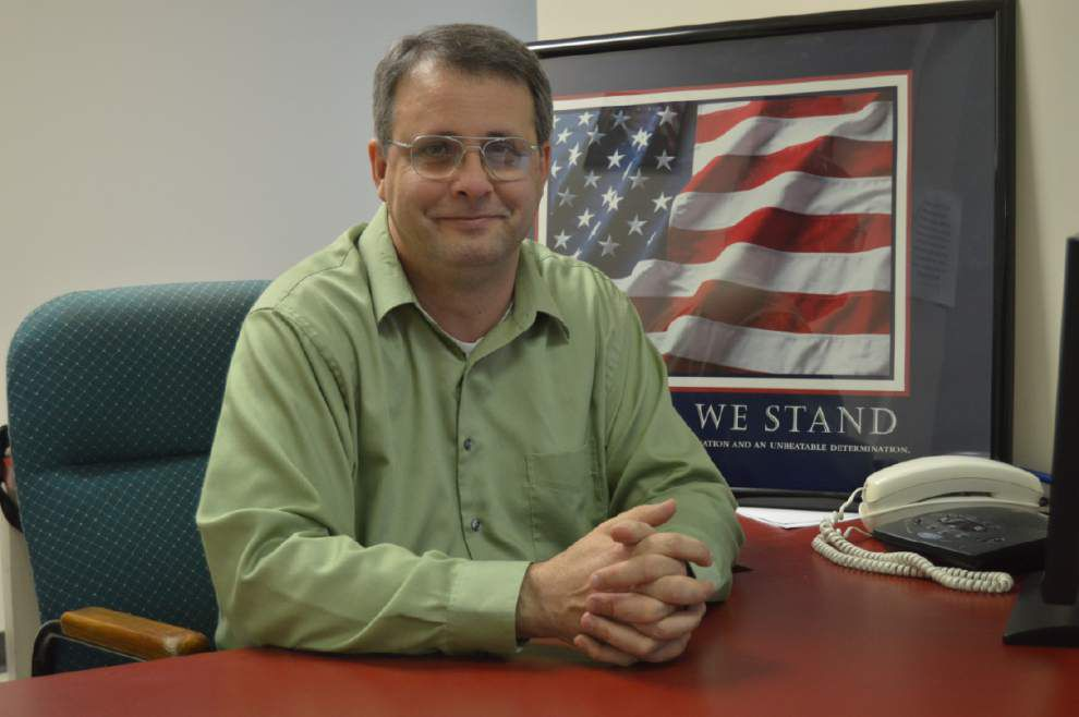 Greensburg gets new veterans service officer _lowres