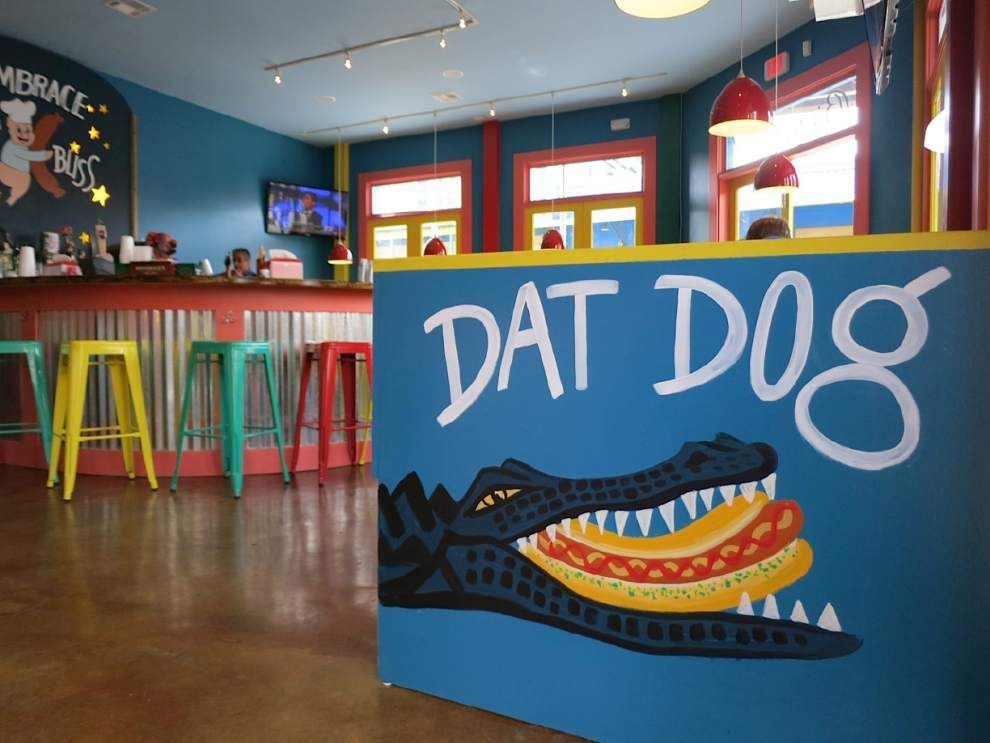 Dat Dog eyes locations in Baton Rouge, Hattiesburg; owner: 'We're looking for a good fun place for people to come' _lowres