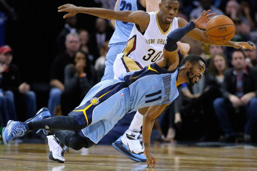 Pelicans' Norris Cole bounces back with key plays in win over Grizzlies _lowres