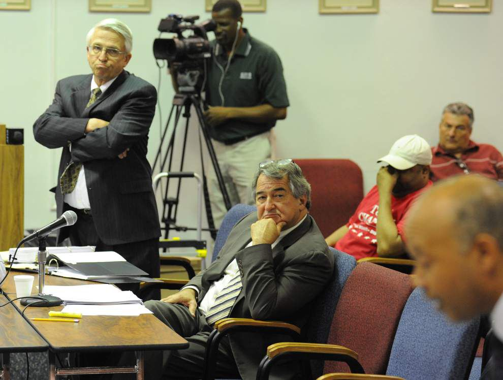 Lafayette board seeks dismissal of Cooper's wrongful termination suit _lowres