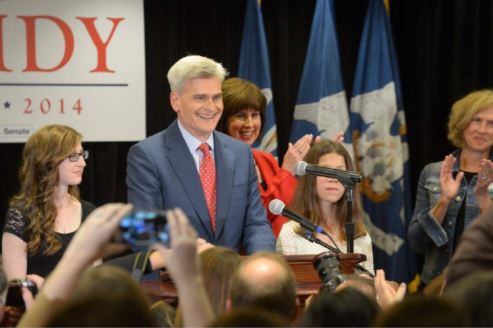 Politics blog: U.S. Sen. Bill Cassidy says 'there is a tide rising' against Obamacare _lowres