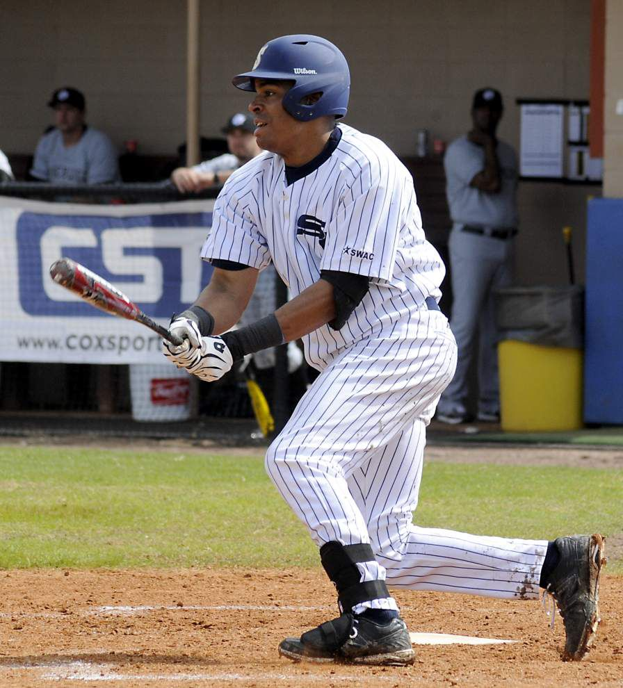 Southern baseball team extends winning streak to six with doubleheader sweep of Prairie View _lowres