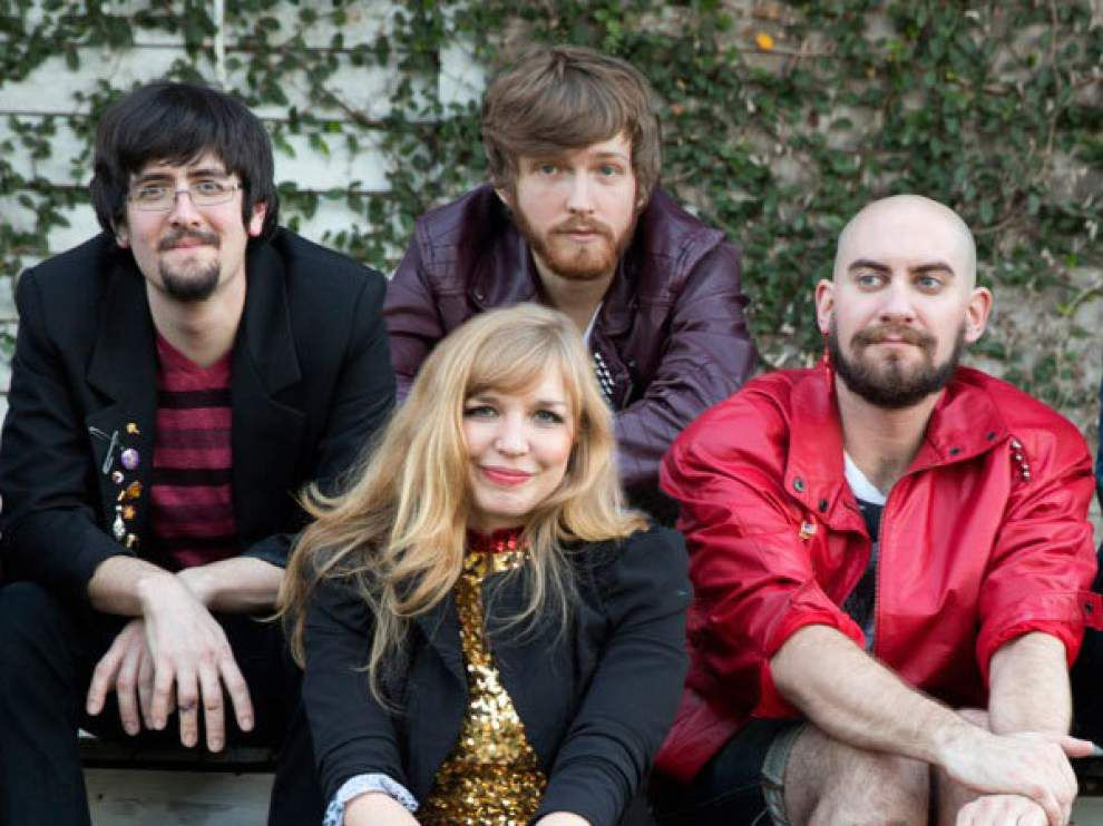 New Orleans' Prom Date band brings back the '80s with colorful synth-pop _lowres