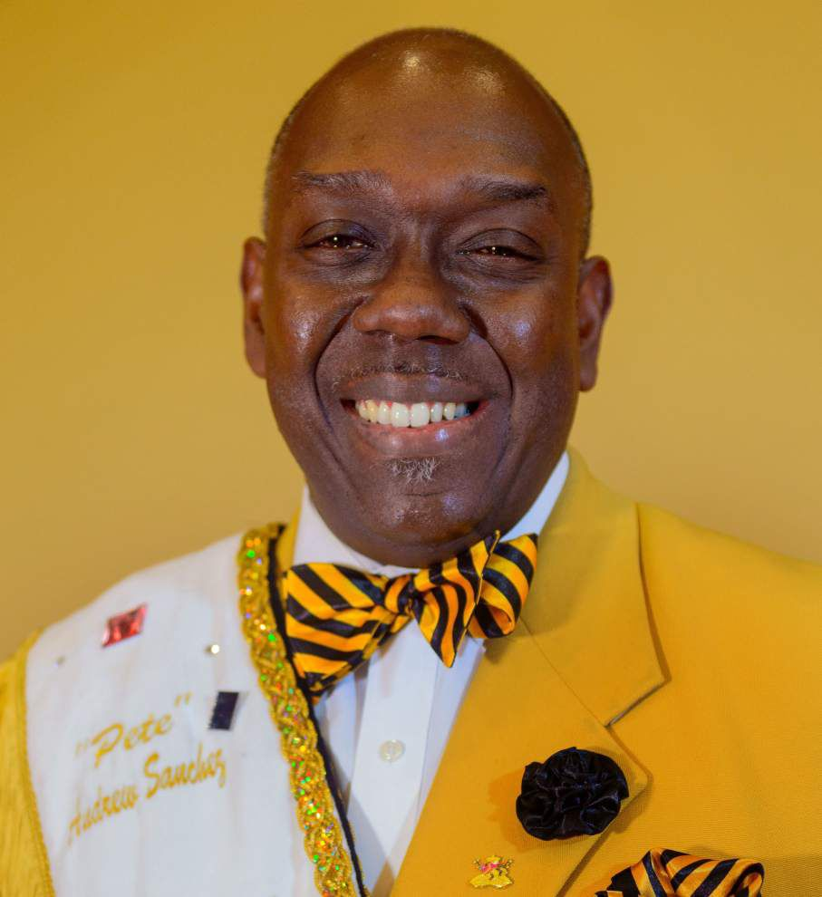 For Zulu royalty, a nonstop schedule leading up to Mardi Gras _lowres