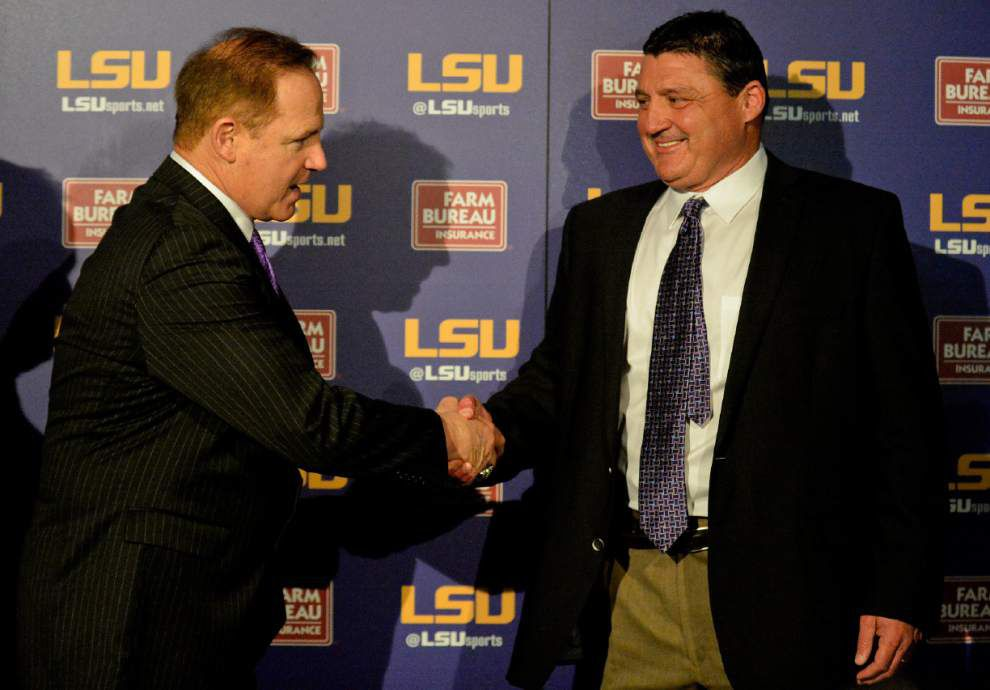 Listen to ace LSU recruiter Ed Orgeron's cell phone voicemail recording; it will make you laugh _lowres