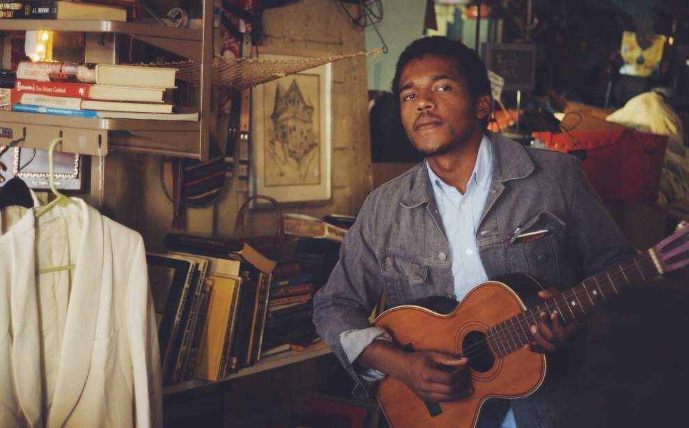 Benjamin Booker blasts the blues on new album _lowres