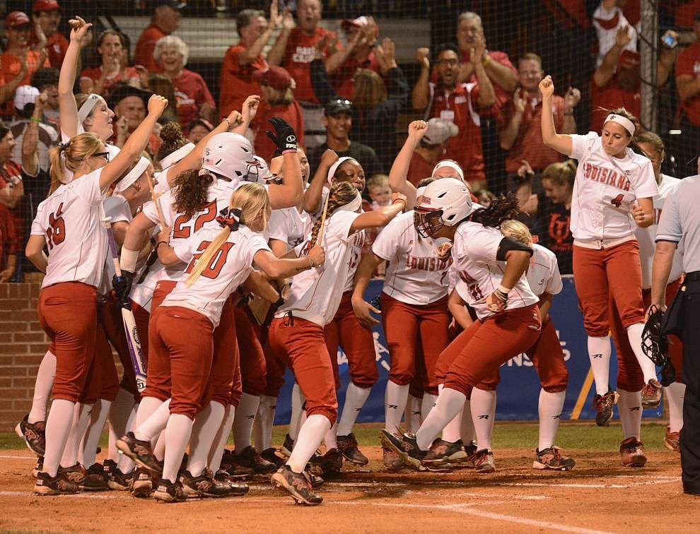 2015 Ragin' Cajuns softball preview: at a glance _lowres
