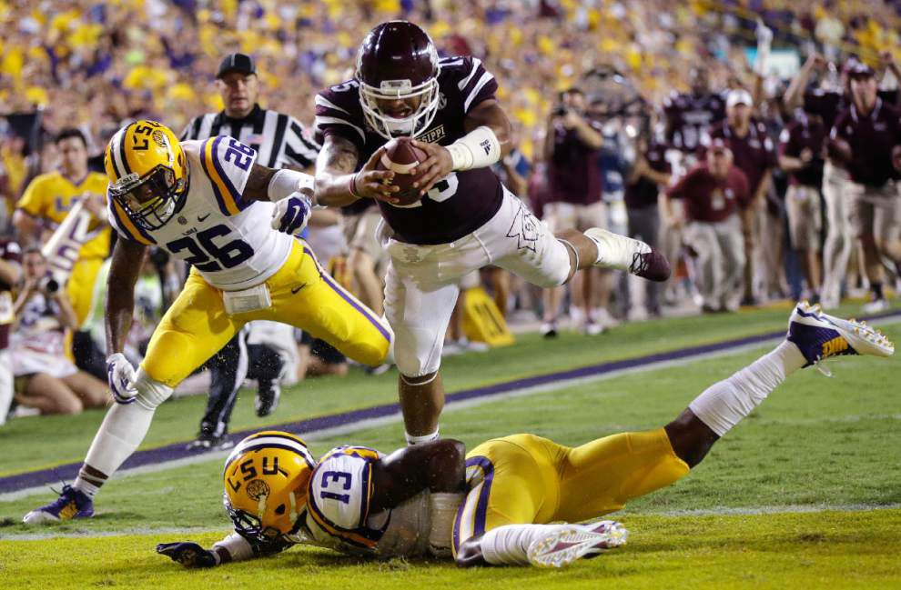 LSU notebook: Tigers had no answers for State's Dak Prescott _lowres