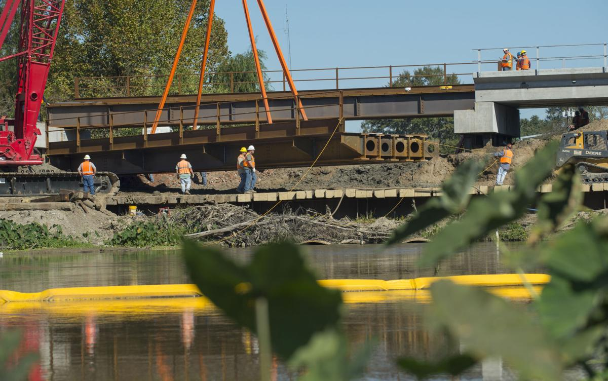 historic rail project opens up bayou lafourche