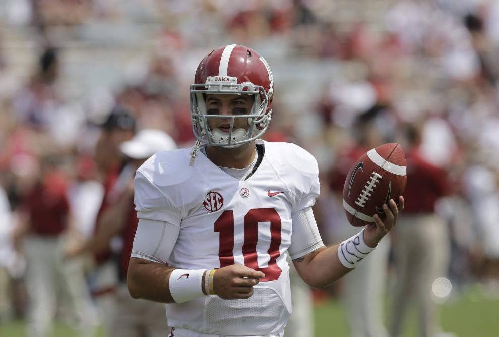 Oklahoma, Alabama clash in Sugar Bowl showdown _lowres