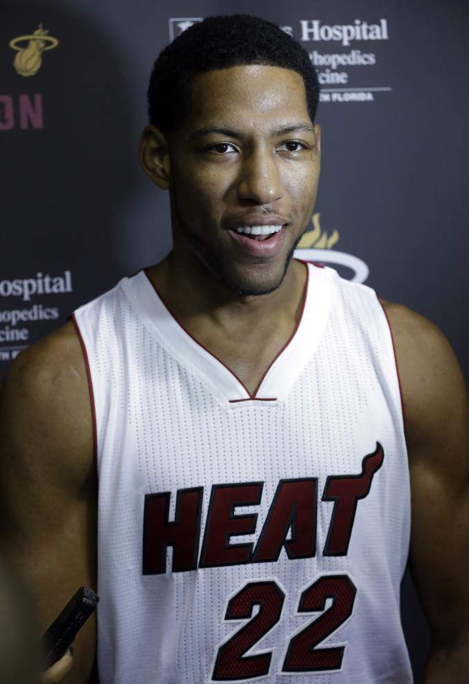 Miami Heat rebuilds roster with Danny Granger, Luol Deng, former rivals _lowres