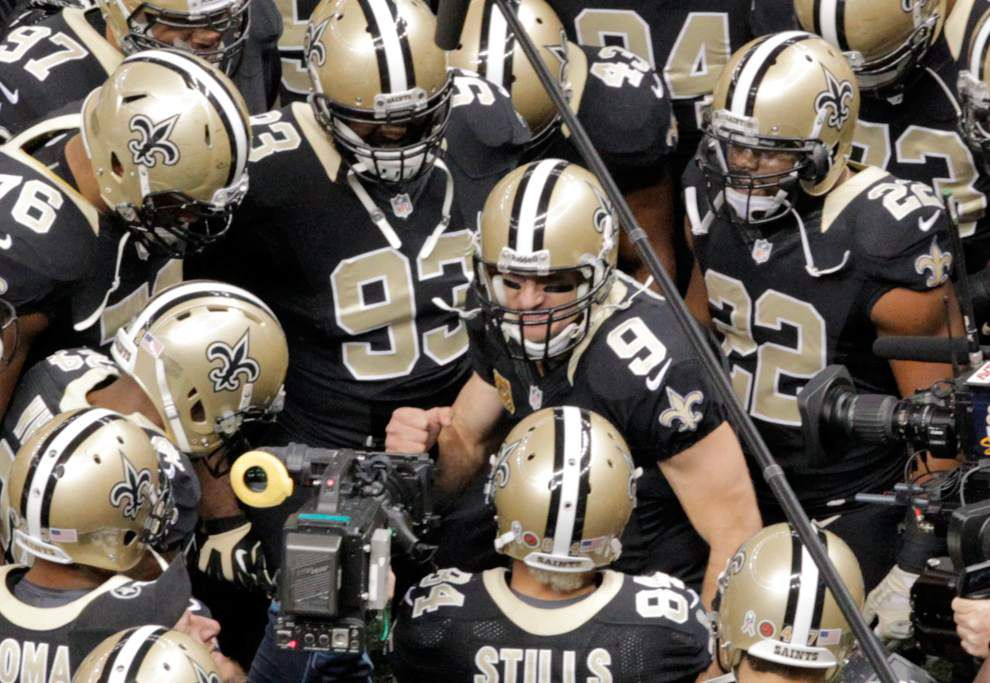 Lewis: Saints slate comes up balanced _lowres