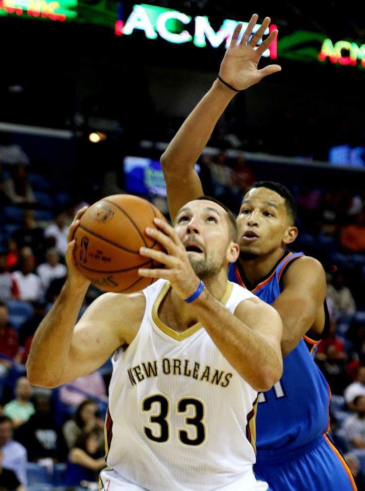 Pelicans notebook: Exploring the NBA's proposed 44-minute setup _lowres