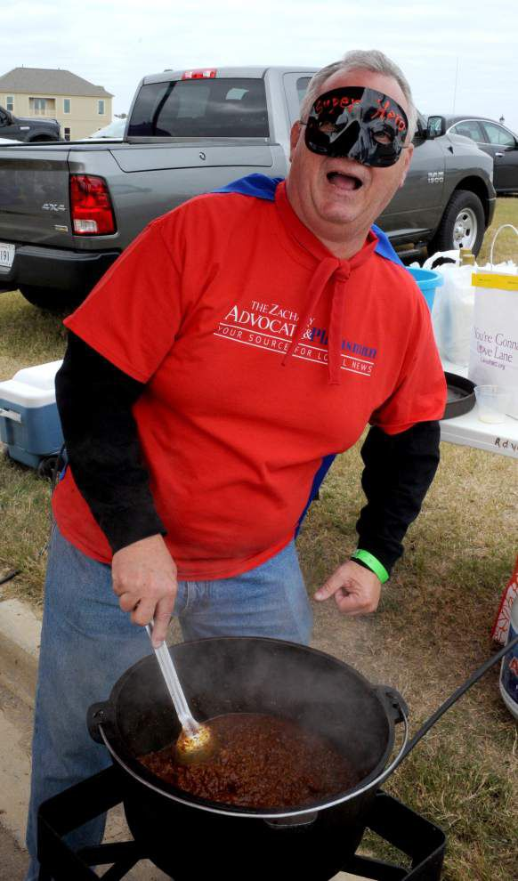 First chili cook-off a cool event _lowres