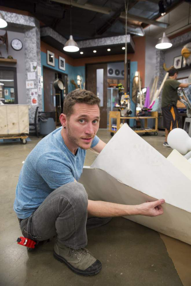 BR native wins 'Creature Shop Challenge' _lowres