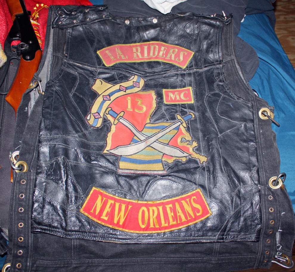 Suspected biker gang members arrested in Plaquemines Parish kidnapping, beating _lowres
