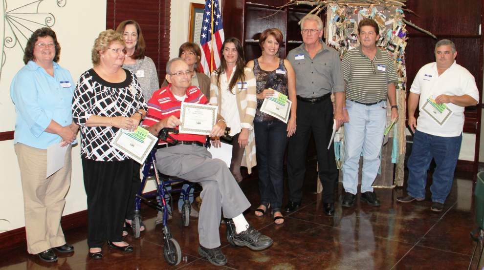 New Master Gardeners welcomed at ceremony _lowres
