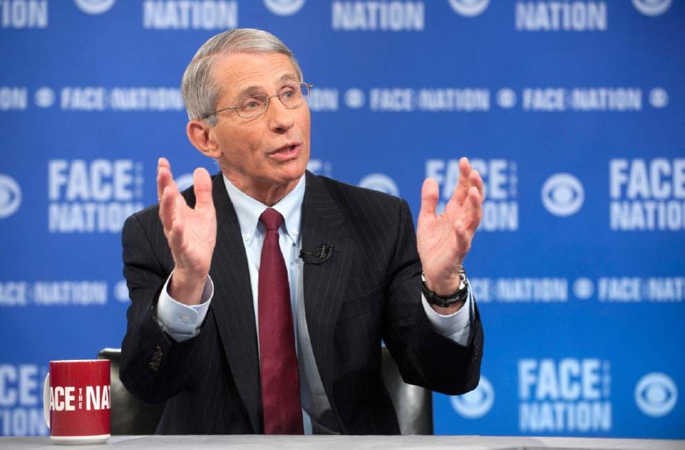 Federal officials cast doubt on Ebola travel ban _lowres
