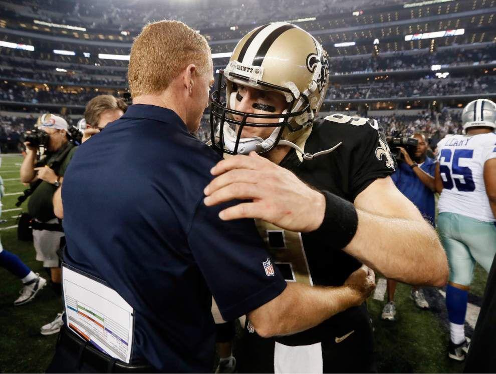 Video: Saints quarterback Drew Brees tells fans to have faith, despite 1-3 start _lowres