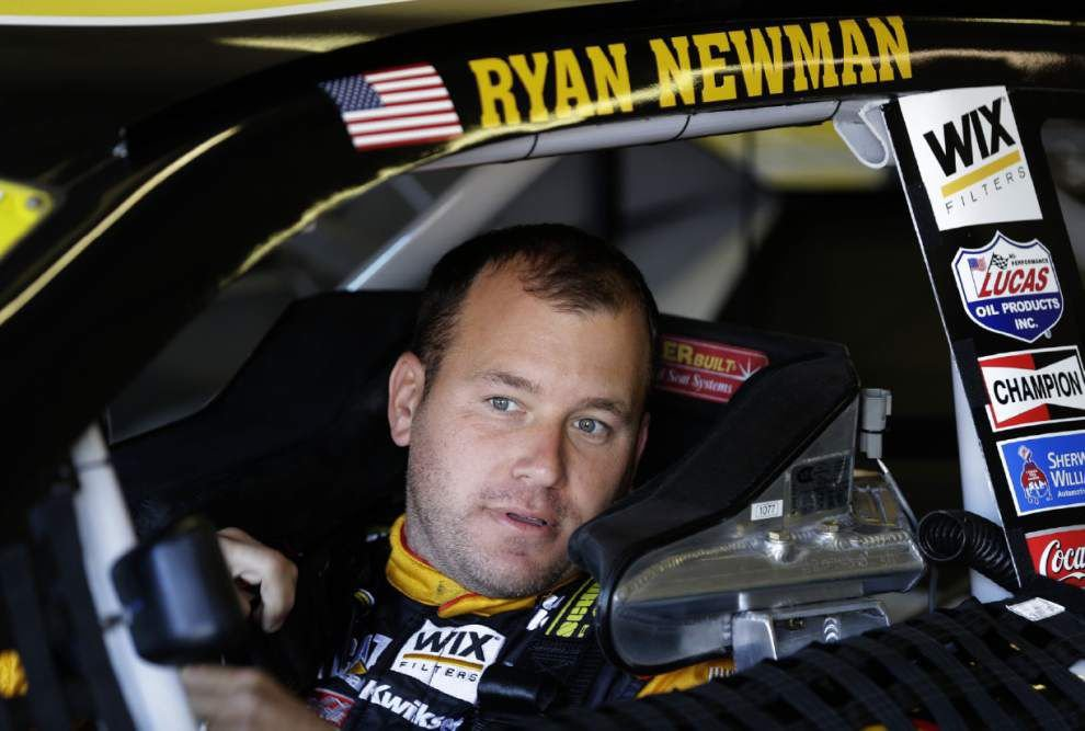 Winless Ryan Newman on cusp of NASCAR title _lowres