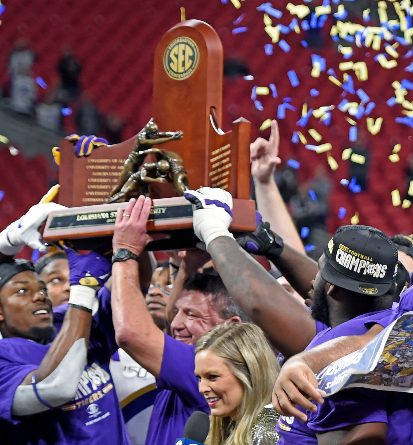 The championship effect: How LSU football's perfect season has impacted Baton Rouge's economy