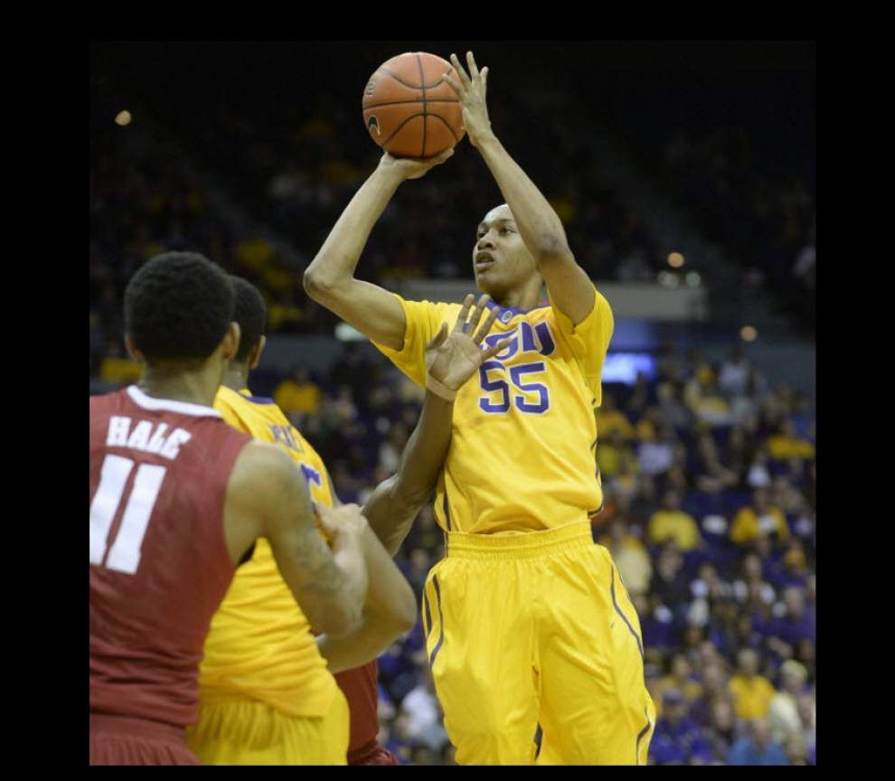 LSU regains focus as No. 1 Kentucky comes to town _lowres