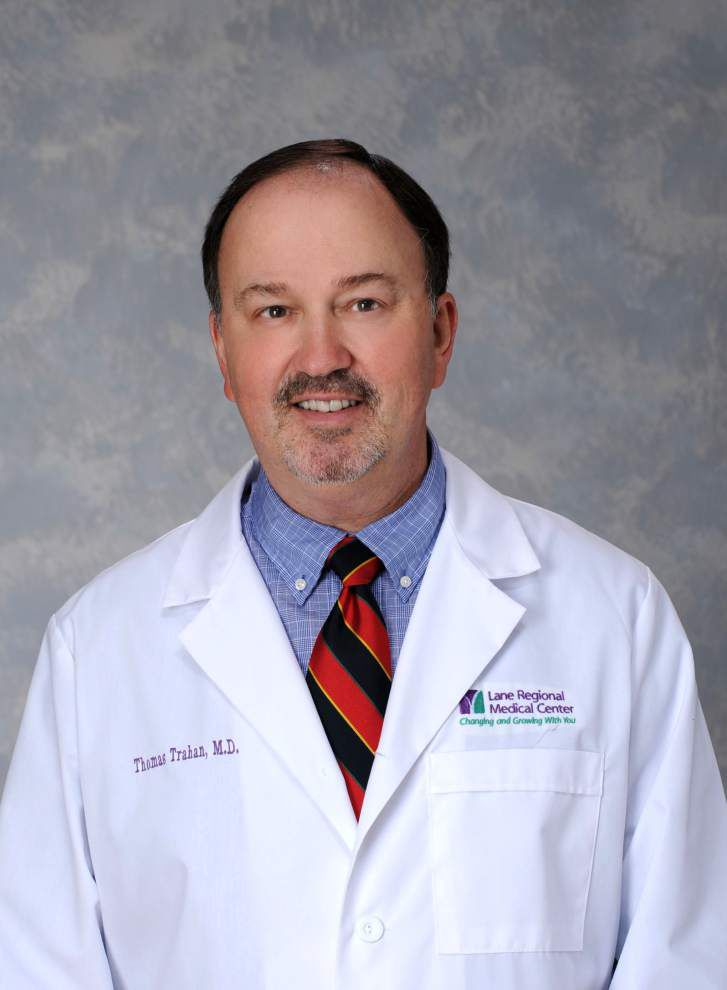 Trahan named director of Lane Wound Center _lowres
