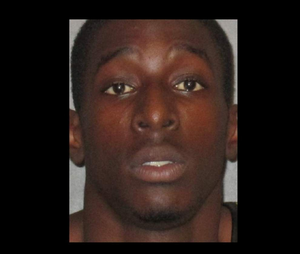 Baton Rouge Crime Blotter: Man booked on sex trafficking counts _lowres