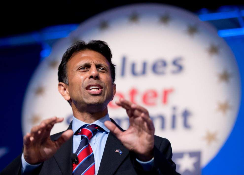 Politics blog: Louisiana Gov. Bobby Jindal returning to Iowa this week; here's a rundown of his schedule _lowres