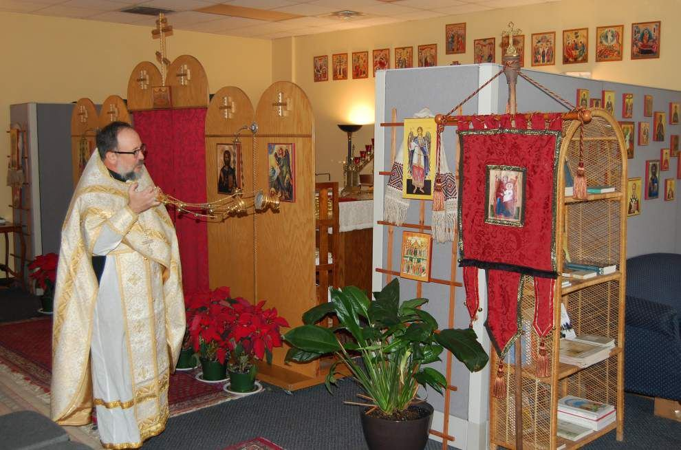 St. Matthew Orthodox celebrates Christ's birth in December and January _lowres