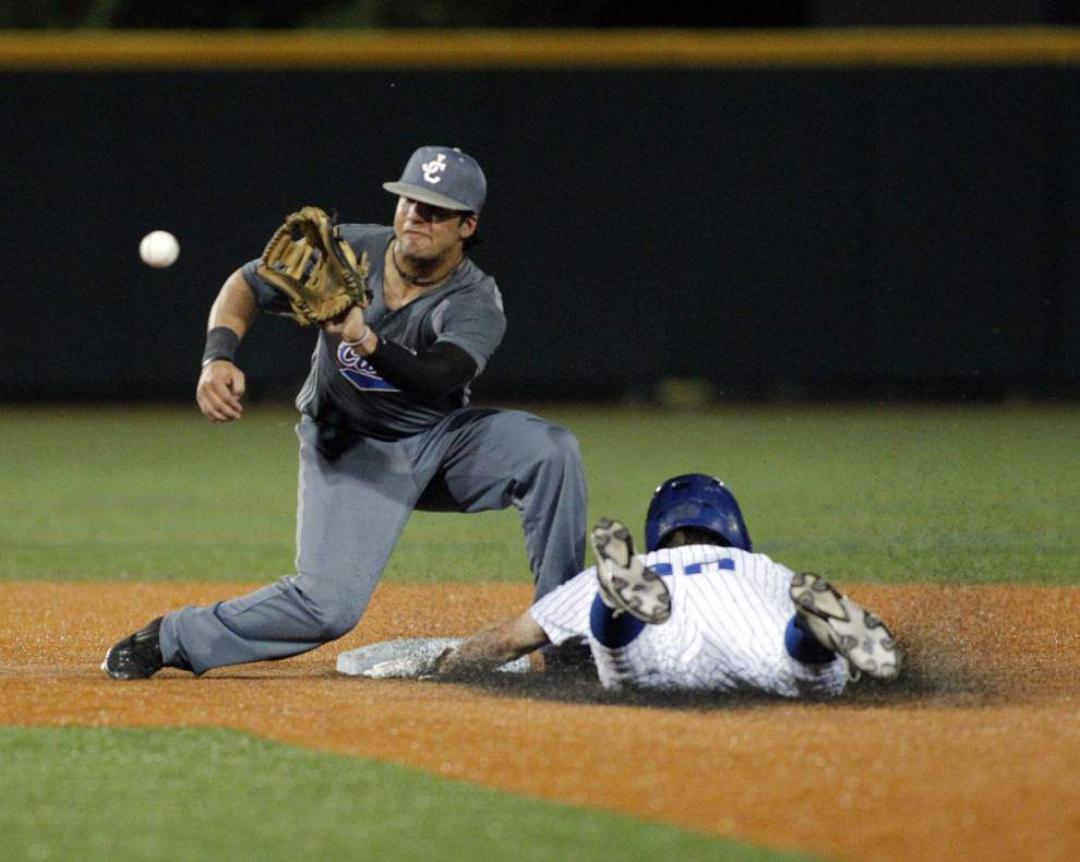 2014 title game loss motivates John Curtis baseball team _lowres