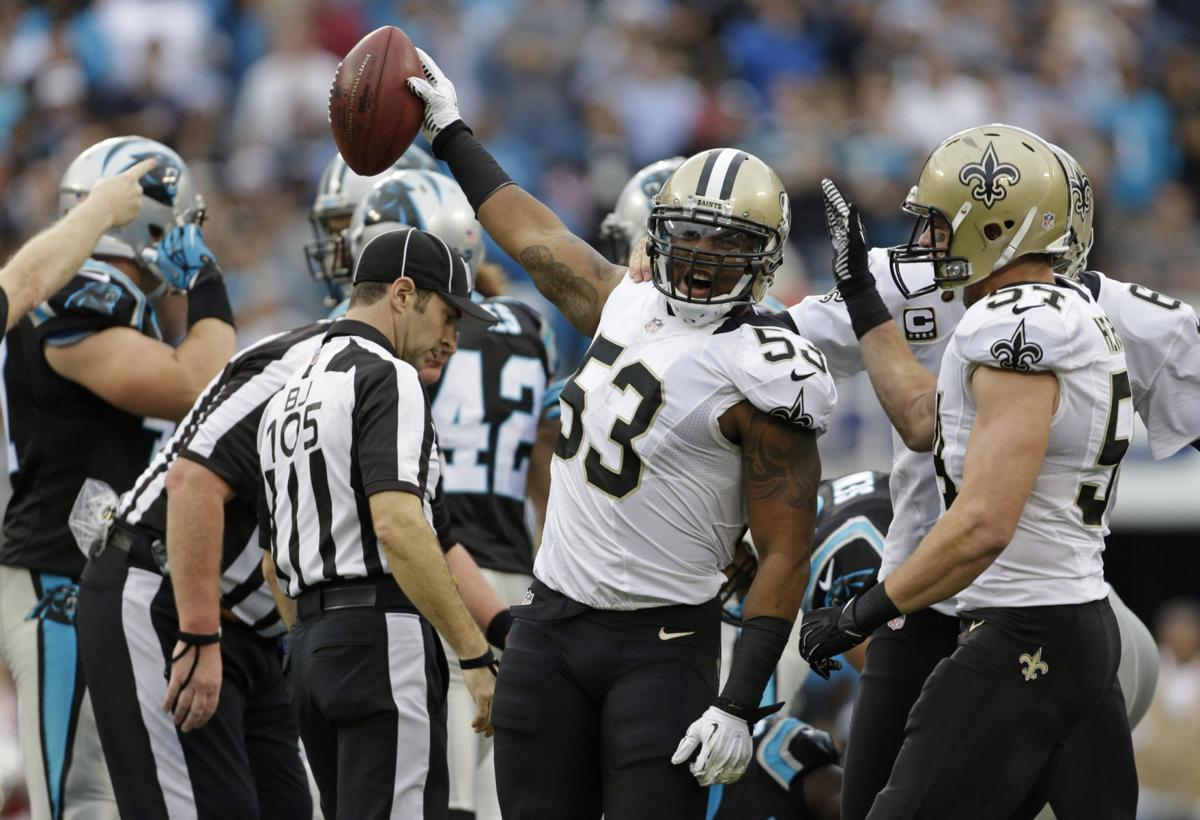 Ramon Humber unfazed by hex of sorts that's affected recent Saints special-teams captains