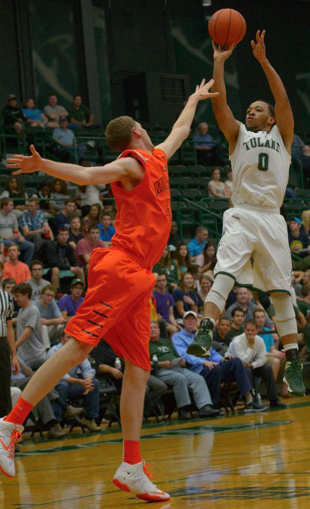 Top storylines for Green Wave men's 2014-15 basketball season _lowres