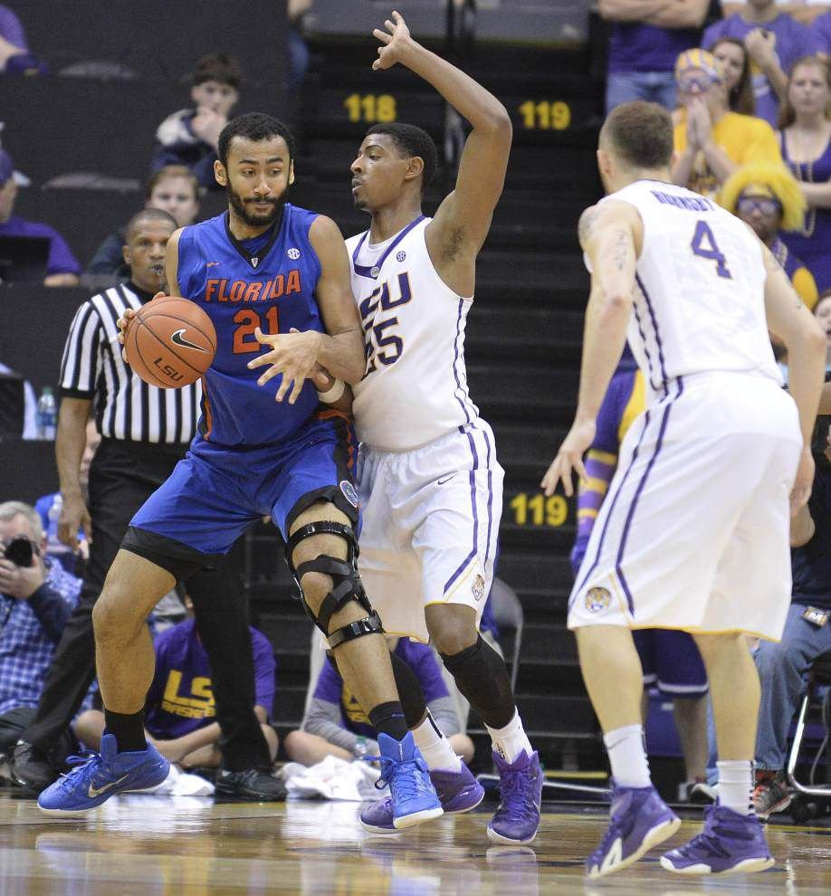 For the LSU men, defense leads to offense — and it needs to again Saturday during a pivotal game against visiting Ole Miss _lowres