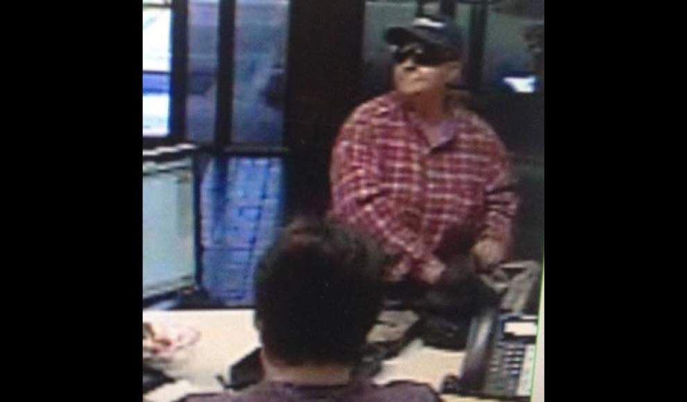 Eunice police on trail of woman who robbed bank Thursday _lowres
