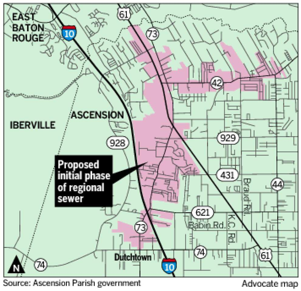 Ascension takes another step toward regional sewer service _lowres