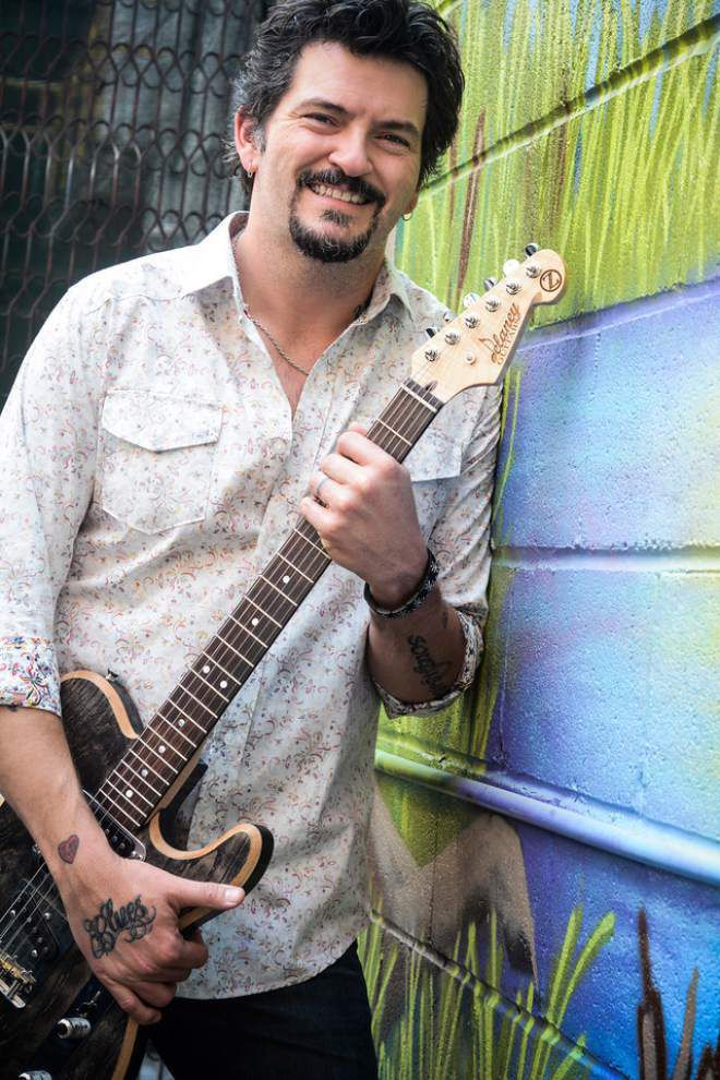 Mike Zito returns to old plans, hits the road with new album _lowres