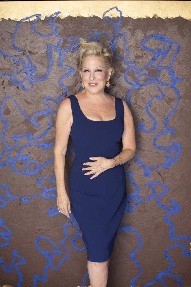 Bette Midler in New Orleans, thanks to 'Divine Intervention' _lowres