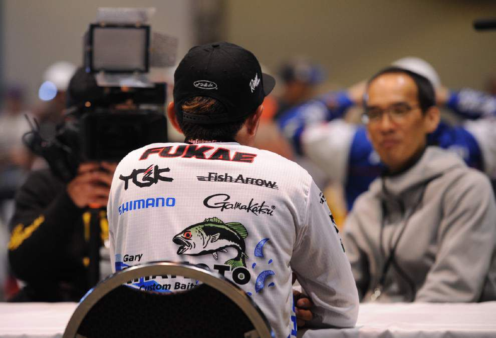 Frigid wather delays Friday's Bassmaster Classic in South Carolina _lowres