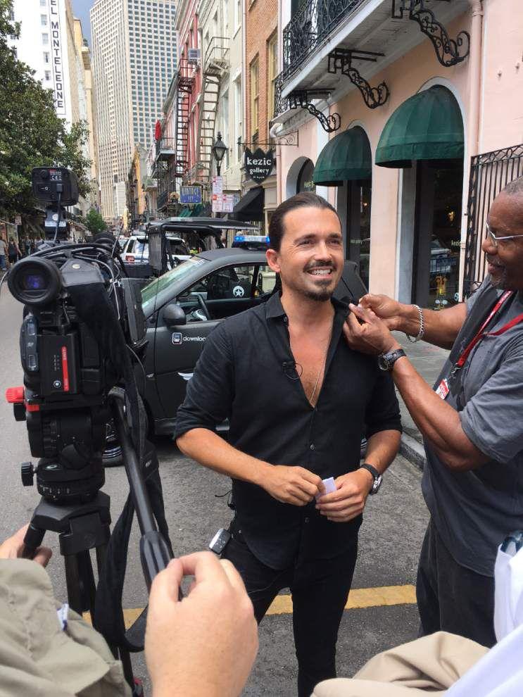 Sidney Torres crime fighting French Quarter