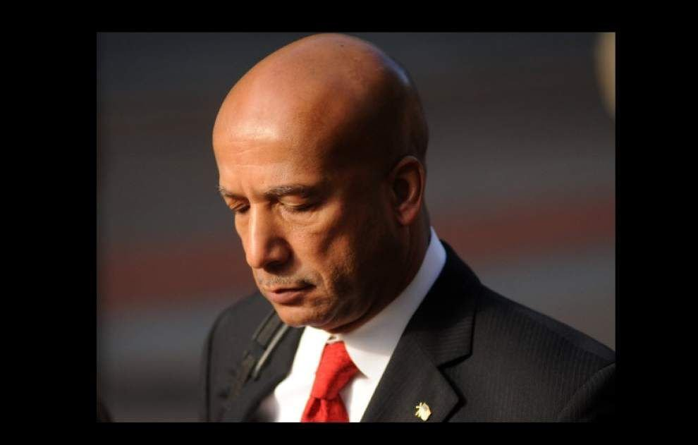 Ray Nagin, nearly destitute, will get a public defender _lowres