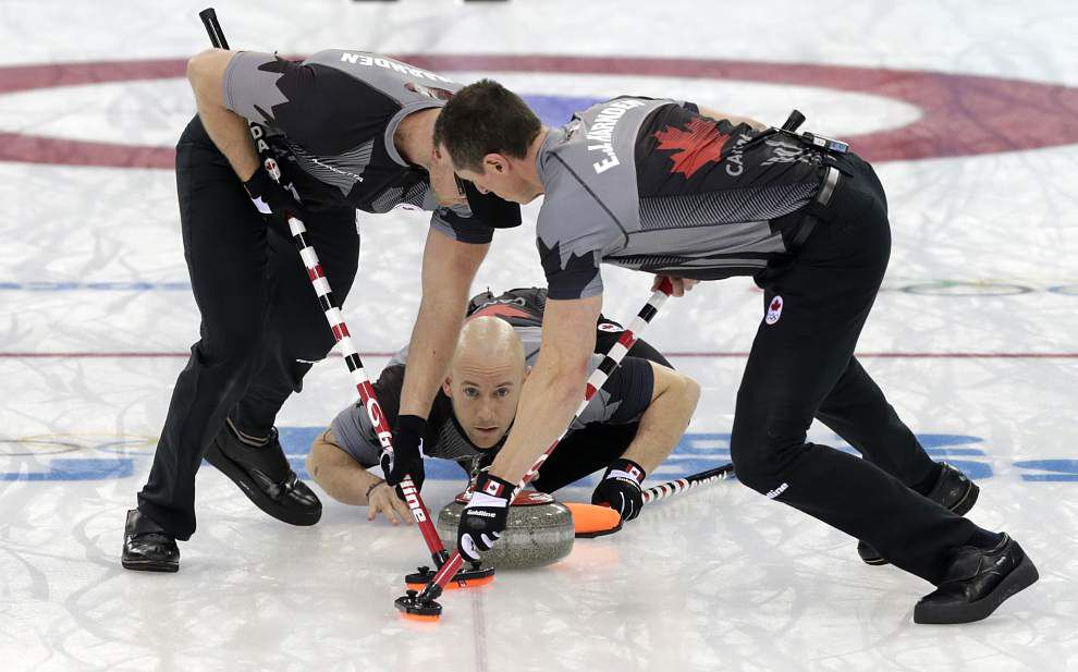 Friday's Olympic highlights from Sochi _lowres