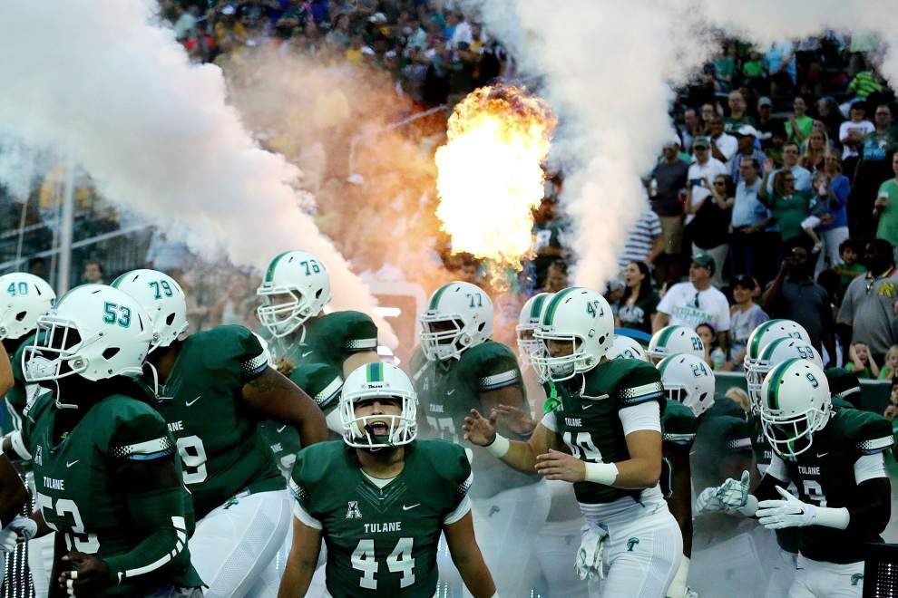 Tulane and Oklahoma agree to a three-game football series: Two in Norman, one in New Orleans _lowres